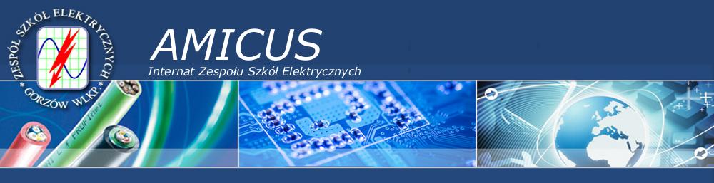 """""""AMICUS"""" – Internat Zespołu Szkół Elektrycznych"""